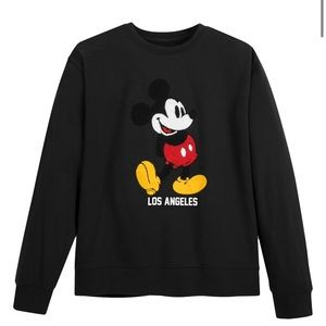 NWT Mickey Mouse Licensed Pullover Sweatshirt